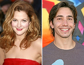 It's a long road to splitsville for Drew Barrymore and her PDA magnet Justin Long